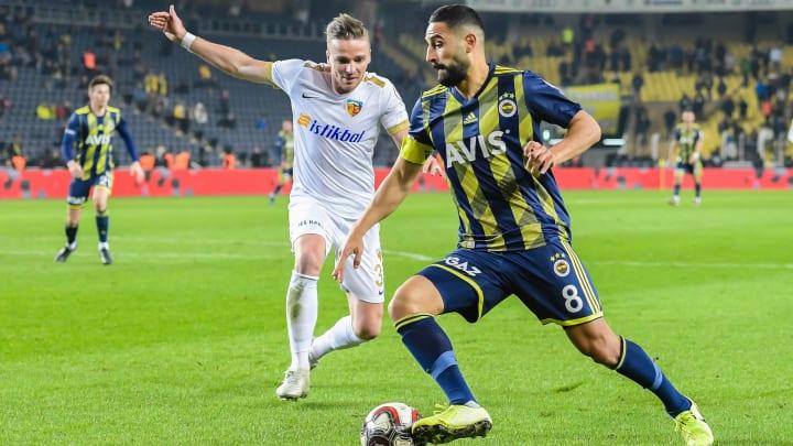 "Ziraat Turkiye Kupasi (Turkish Cup)""Fenerbahce AS v Istikbal Mobilya Kayserispor"""