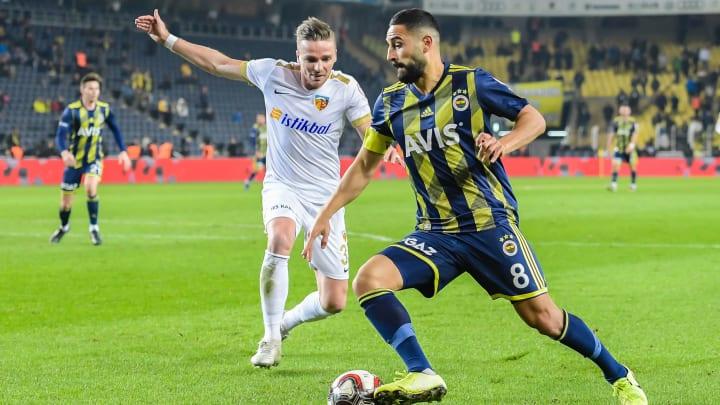 Ekici, hier in einem Spiel der türkischen Liga in der vergangenen Saison