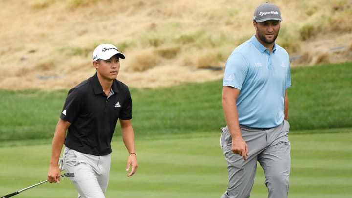 Jon Rahm and Collin Morikawa are among the favorites at The Northern Trust.