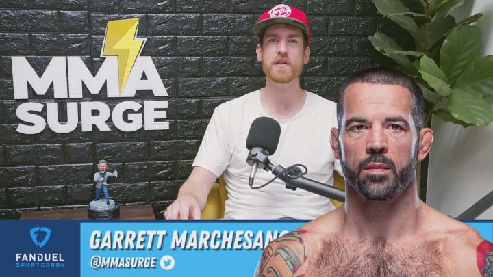 Garrett's UFC Lock: Matt Brown To Win By TKO - MMA Surge
