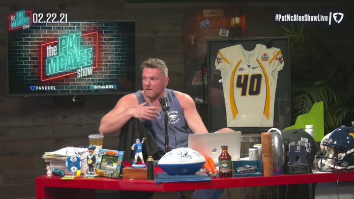 How Pat Almost Joined The Buccaneers - The Pat McAfee Show