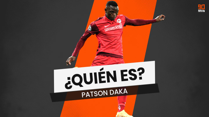 ¿Quién es Patson Daka?