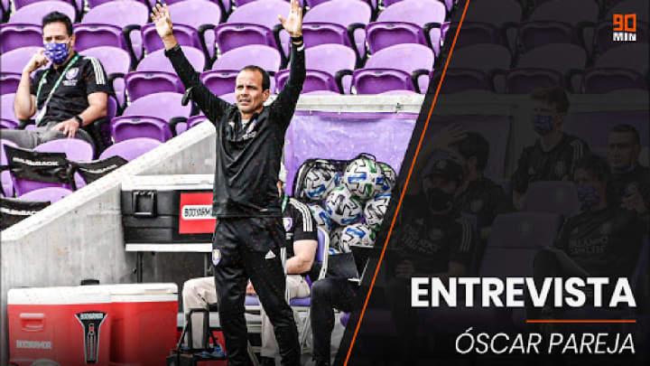 """Óscar Pareja: """"Los equipos de la MLS deberían estar en la Copa Libertadores"""""""