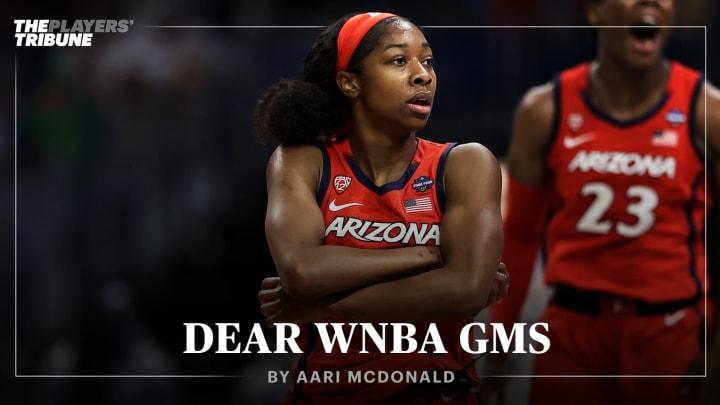 Dear WNBA GMs | By Aari McDonald