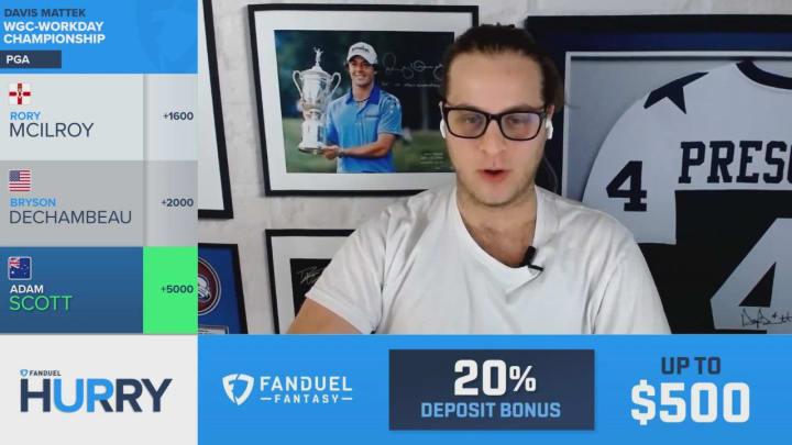 Adam Scott High Value Bet To Win Puerto Rico Open - FanDuel Hurry Up