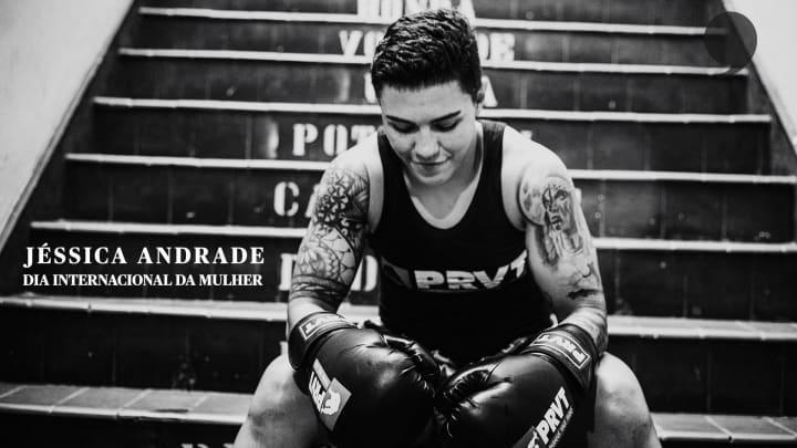 Always Better Than Myself | Jessica Andrade