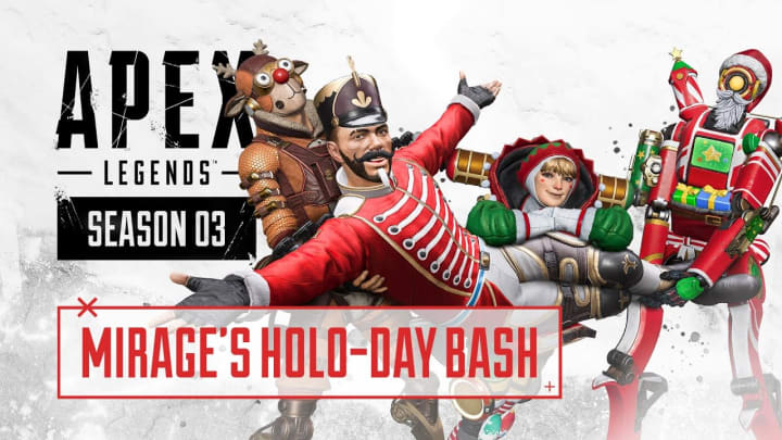 Mirage's Holo-Day Bash brings new challenges for players to complete