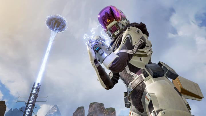 The Ghost Wraith Apex Legends skin