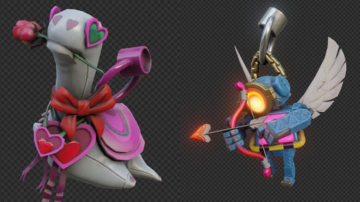 Apex Valentine's Day cosmetics appear in the game's files