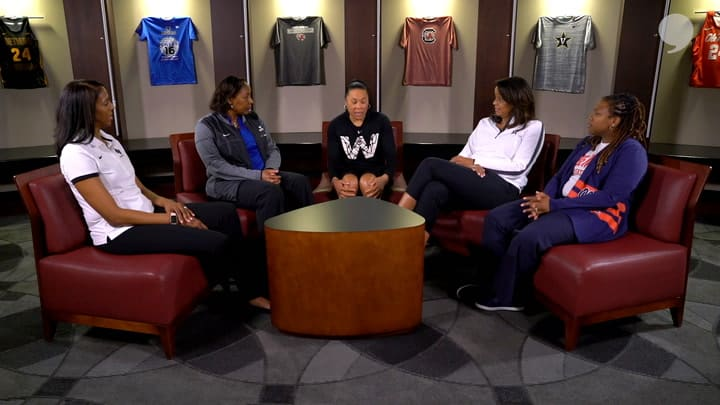Black Female Coaches Roundtable