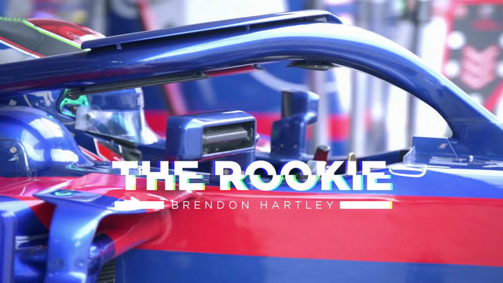 Brendon Hartley Gives a Russia-Japan Debrief | The Rookie