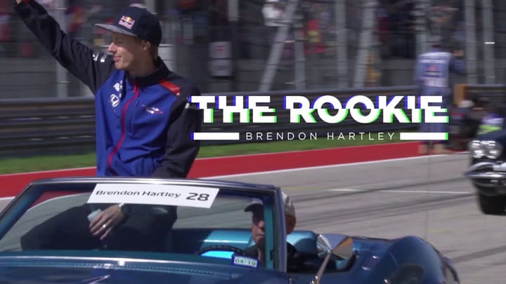 Brendon Hartley Gives U.S. and Mexico Debrief | The Rookie