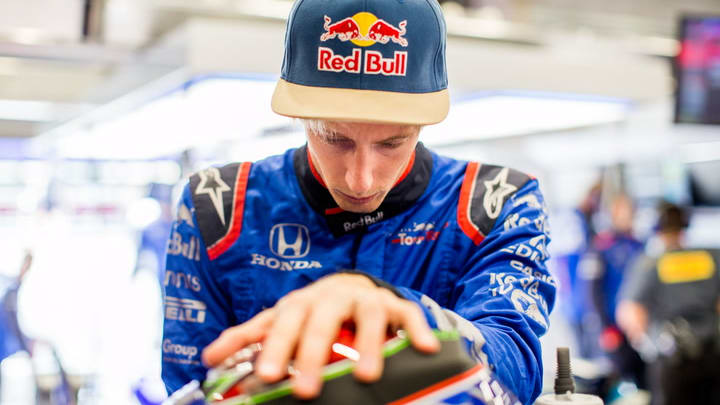 Brendon Hartley Takes Us on a Tour of Red Bull's Energy Station