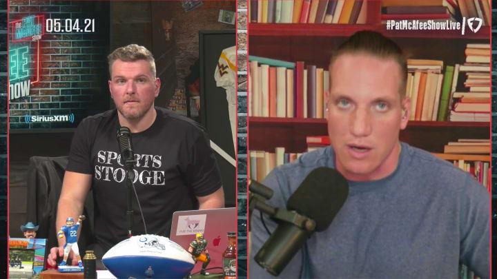 Buccaneers See Big Revenue Increase – The Pat McAfee Show