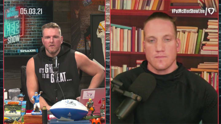 Chicago Bears Future with Justin Fields – The Pat McAfee Show