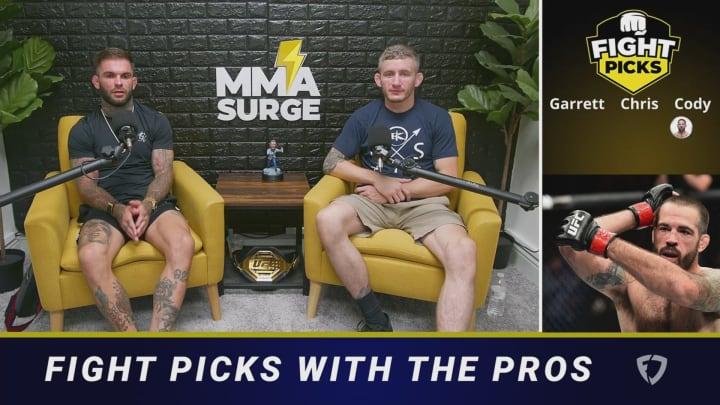 Cody Garbrandt: Matt Brown To Win Over Dhiego Lima - MMA Surge