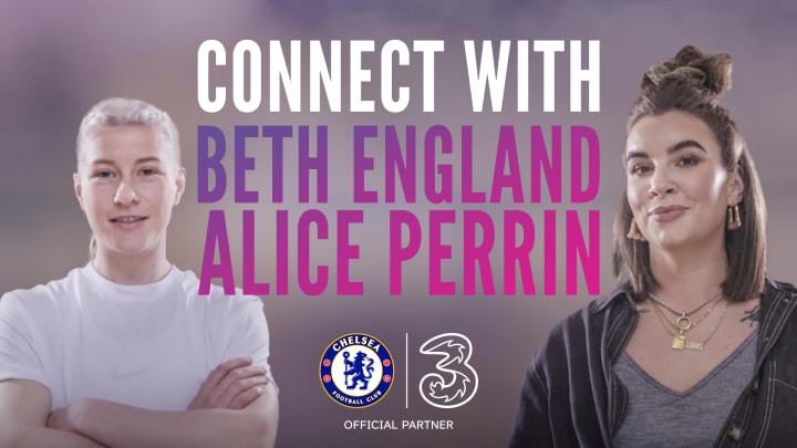Connect With Bethany England and Alice Perrin