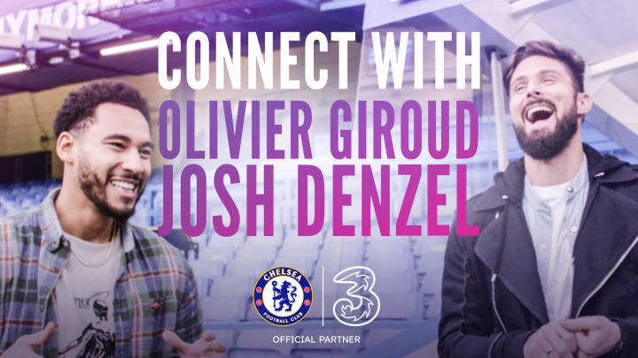 Connect With Olivier Giroud
