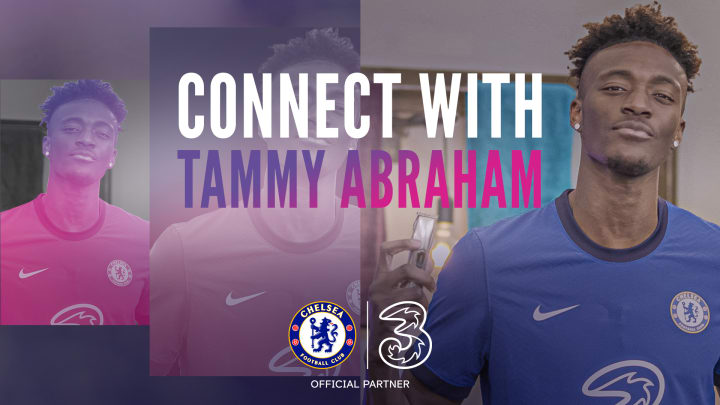 Connect With Tammy Abraham