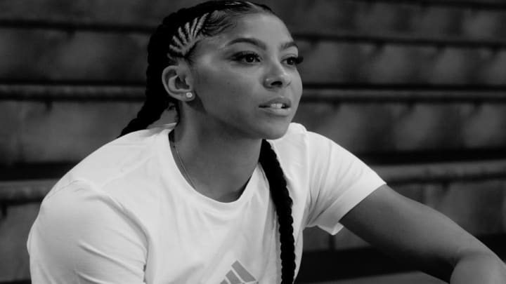 Conversations with My Daughter | By Candace Parker