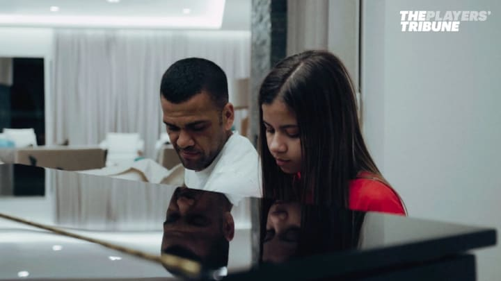 Dani Alves is a family man | My Dream Ep. 3 | The Players' Tribune