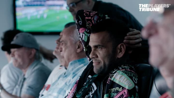 Dani Alves makes his debut for Sao Paolo FC | My Dream Episode 2 | The Players' Tribune