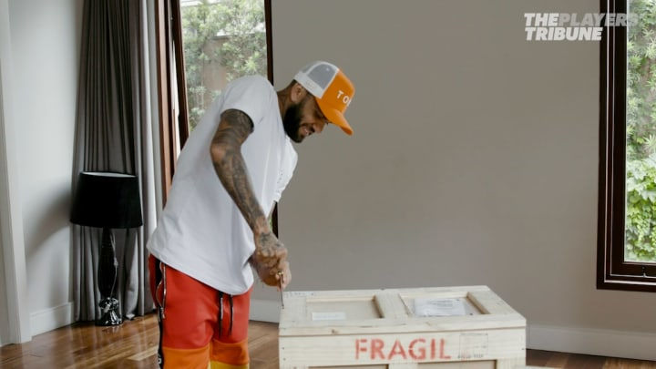 Dani Alves reveals his love of art | My Dream Ep. 7 | The Players' Tribune