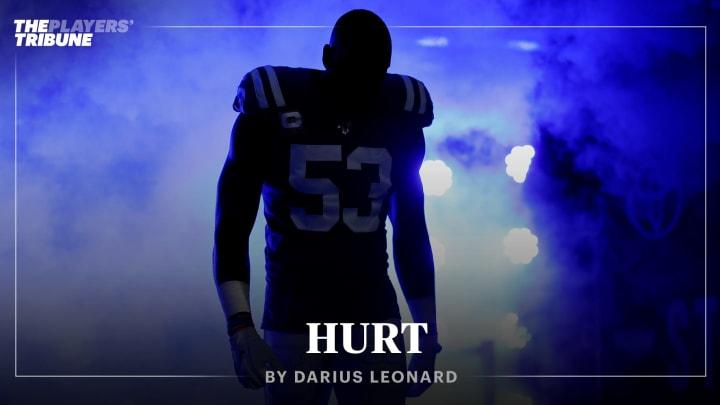 Hurt | By Darius Leonard