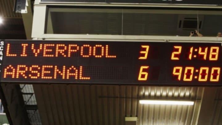Những trận thua tơi bời nhất lịch sử Liverpool