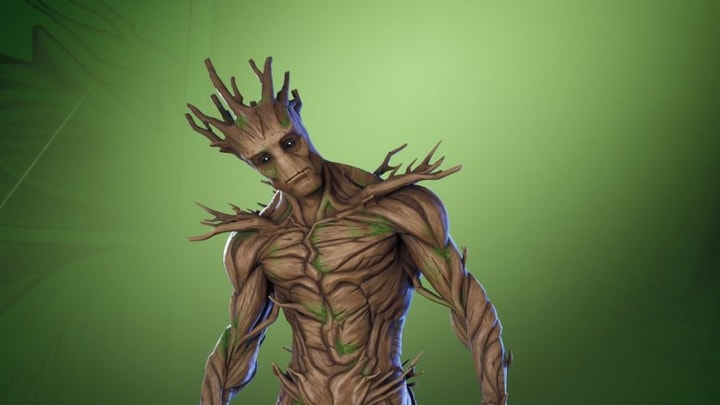 Groot Challenges in Fortnite: How to complete them and get Rocket Raccoon