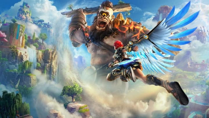 Immortals: Fenyx Rising's release date is set for December.