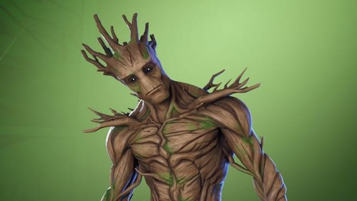 Where to Find Baby Groot in Fortnite Season 4