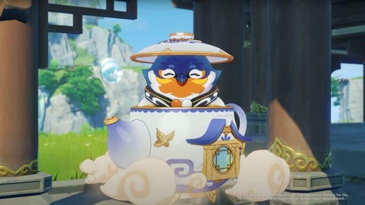 Tubby, the Teapot Spirit