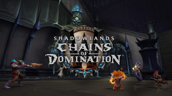 Shards of Domination gems are new with the 9.1 update
