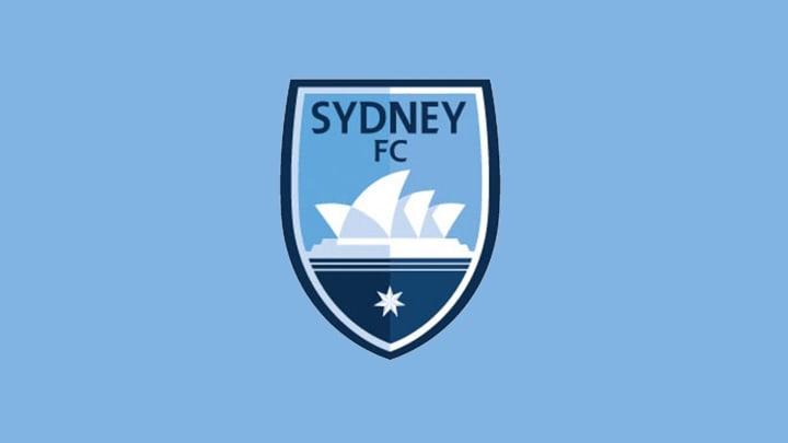 Das Logo des Sydney FC hat das weltberühmte Opera im Mittelpunkt