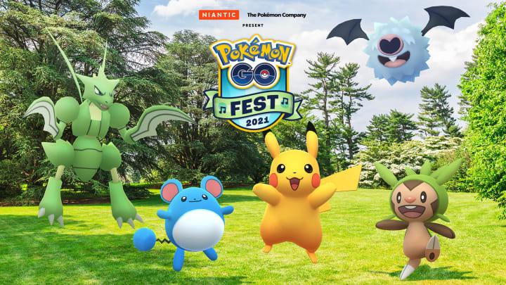 Pokémon GO Fest 2021: Everything We Know So Far