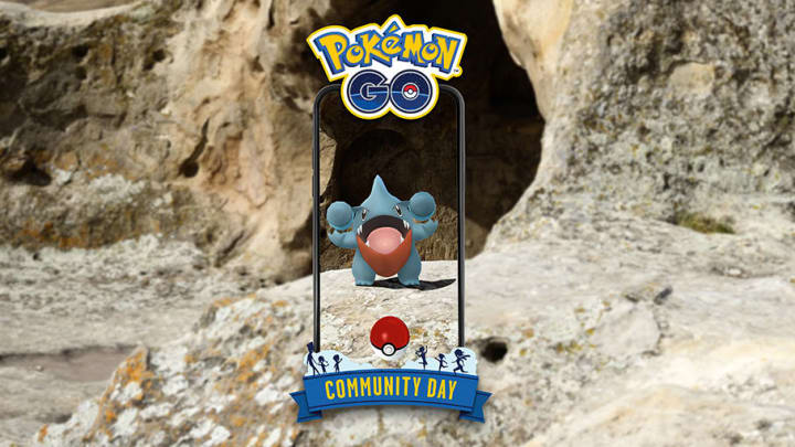 The Gible Community Day will come on June 6, which players can get Garchomp with Earth Power. | Photo by Niantic, The Pokémon Company, Nintendo