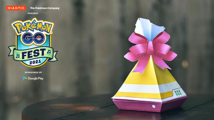"""""""Transform your space into a Pokémon GO Fest celebration!"""""""