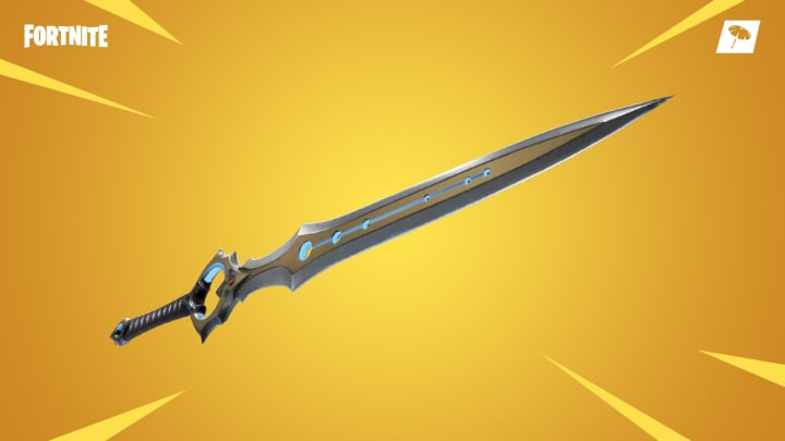 The Infinity Blade was arguably the most overpowered Fortnite weapon of all time.