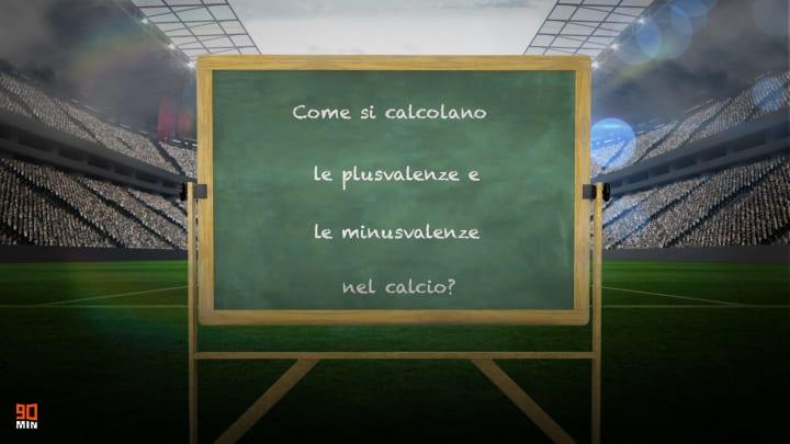 Calcolare plusvalenze e minusvalenze nel calcio