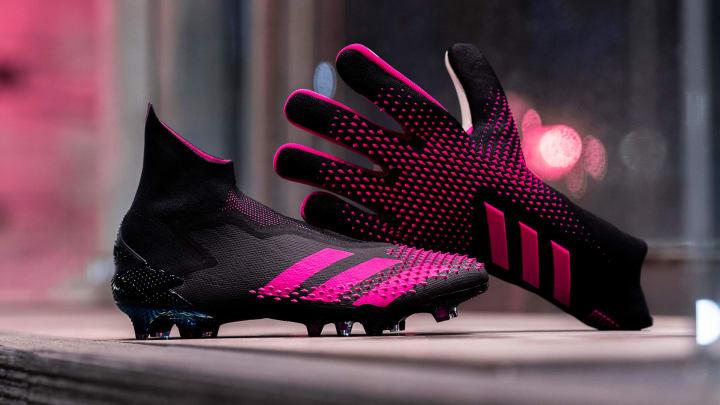 Predator 20+ Mutator - Core Black/Shock Pink