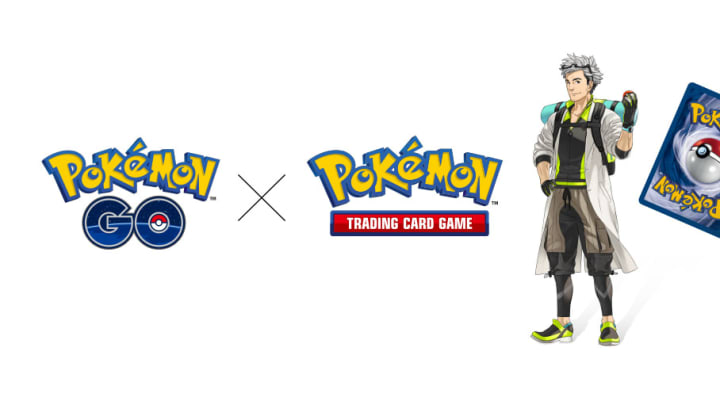 Pokemon Go X Pokemon TCG have confirmed a collaboration.