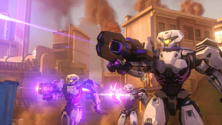 The Overwatch Archives give players a chance to delve deeper into the lore and play out PvE scenarios with some of their favorite heroes.