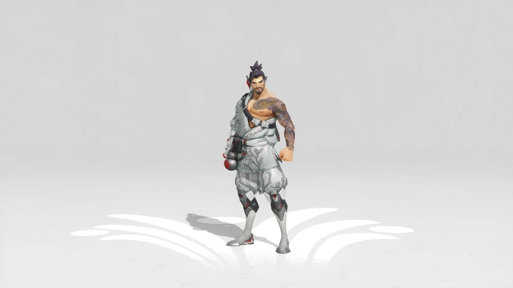 Nihon Hanzo will be available soon as a Week 3 challenge reward during the annual Overwatch Summer Games event this year.