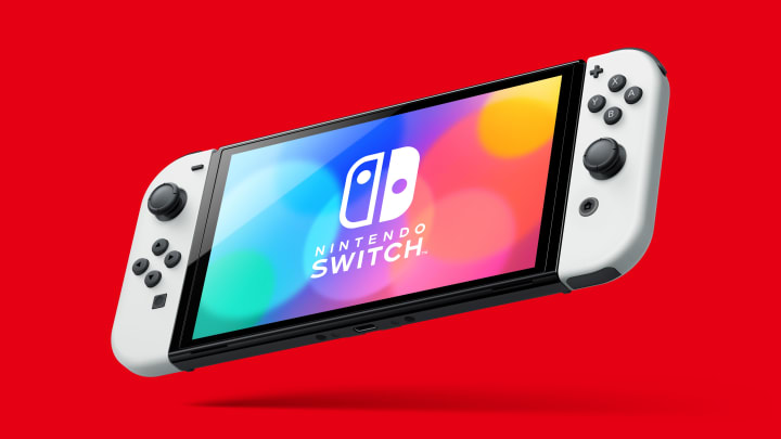 The OLED model is the only confirmed Switch upgrade coming down the pike.