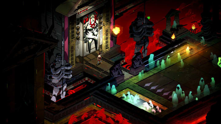 When does Hades physical edition release on the Switch?
