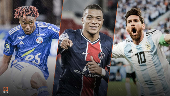 Mbappé, Messi et Simakan font l'actu mercato