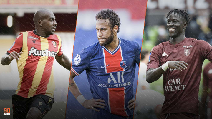 Neymar, Kakuta, et Niane ont brillé ce week end en Ligue 1