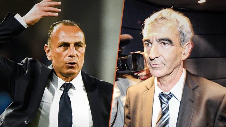 Michel Der Zakarian n'a pas fait attention à Domenech lors de MHSC-Nantes