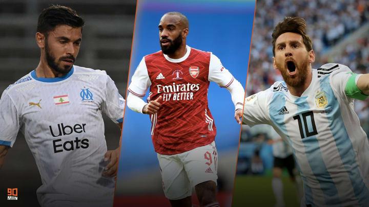 Sanson, Lacazette et Leo Messi font l'actu mercato